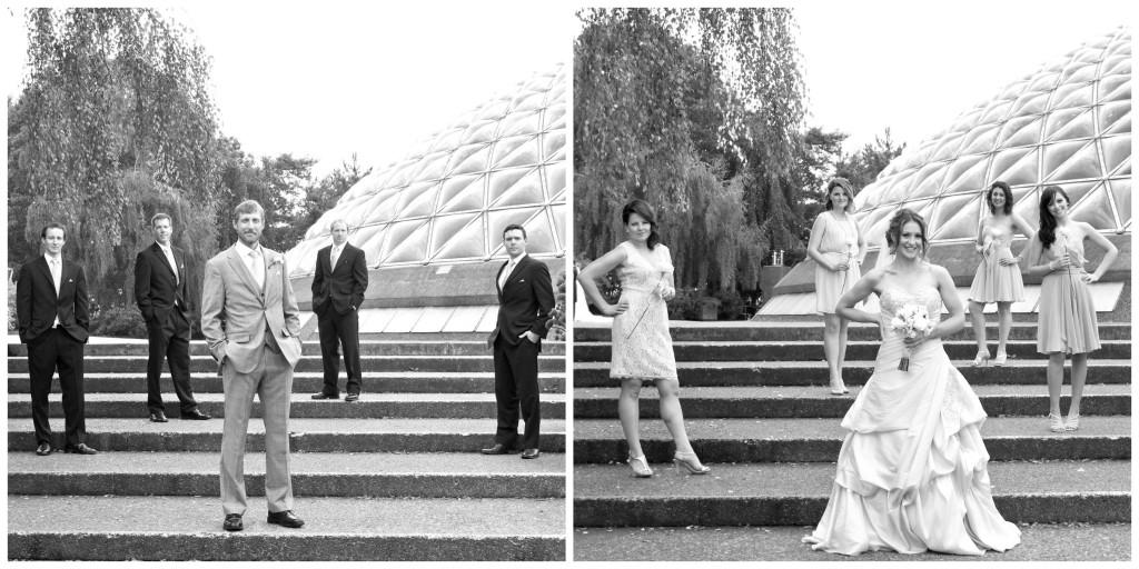 PicMonkey Collage bridal party